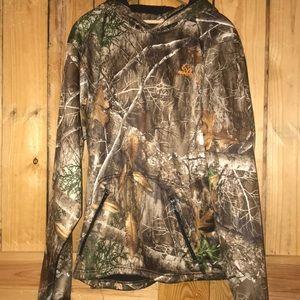 Men's Real Tree Pullover XL